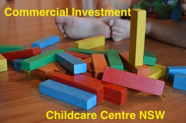 Commercial Childcare centre Investment