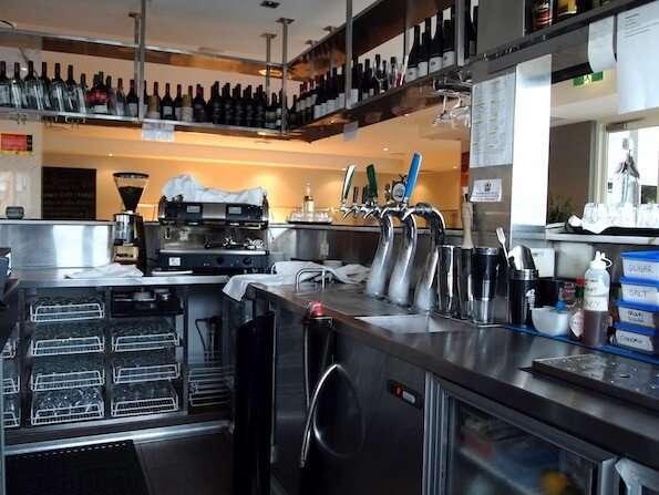 Full Bar Restaurant Freehold Complex