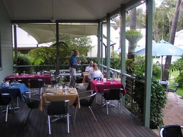 Restaurant Property outdoor seating Area