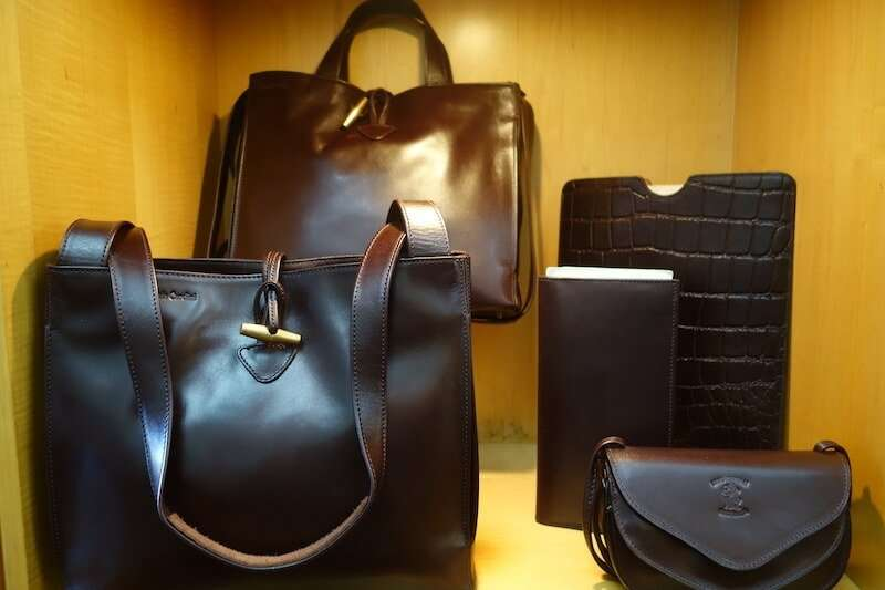 Sydney Leather Retail Handbag business
