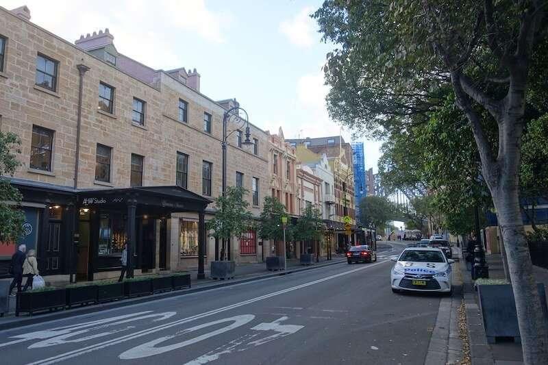 Prime Sydney CBD Retail Tourist Position