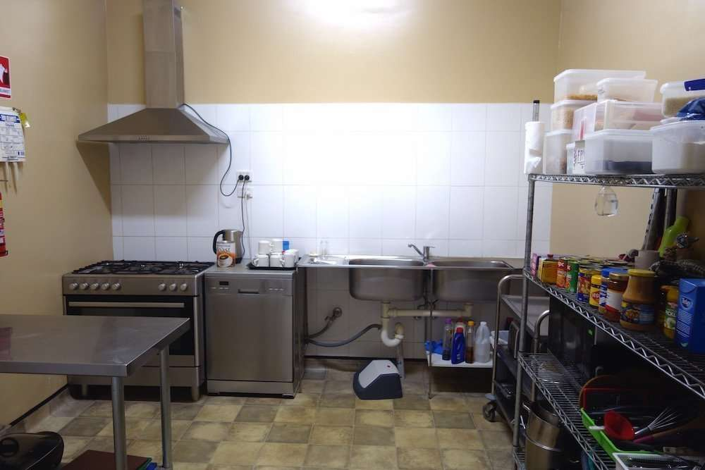 Boarding House Kitchen
