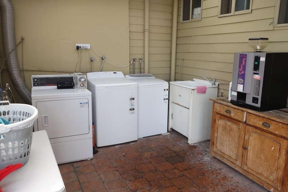 Boarding House Laundry