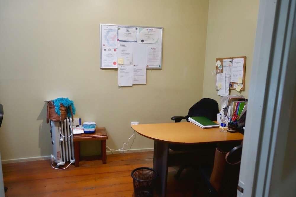Boarding House Office