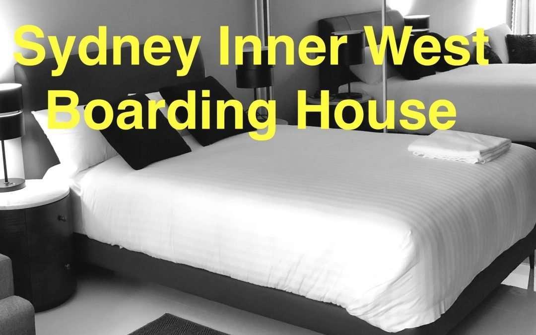 Boarding House Inner Sydney