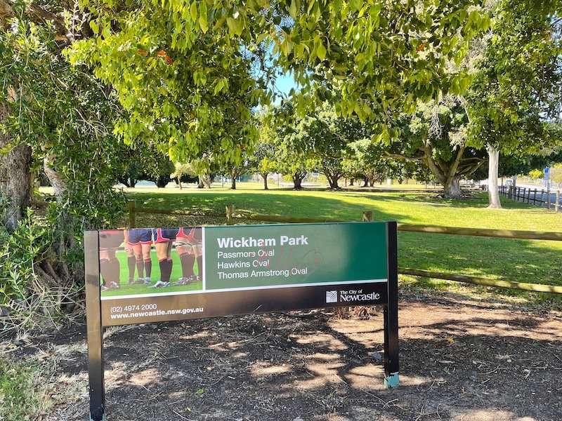 Board Park Wickham
