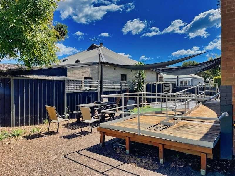 BoardHouse Backyard